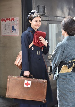 Red Cross ~Onnatachi no Akagami~